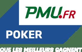 logo de la plateforme en ligne PMU Poker
